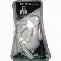 Buy cheap Iphone Accessory & part 3G car charger from wholesalers