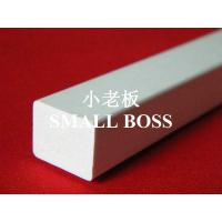 Buy cheap Foam PVC Profile PVC foam pole PVC foam pole from wholesalers