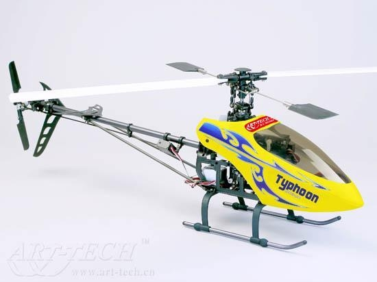 Quality |Helicopter>>400Class-3D-Helicopter>>TyphoonHelicopter for sale