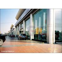 China Project  Beijing Hyundai Automobile Exhibition HallGlass Type: 19mm Clear Length: 5500mmLocation: Beijing for sale