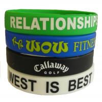 Wholesale Mug & Bottle Holder Silicone Wristbands-02 from china suppliers