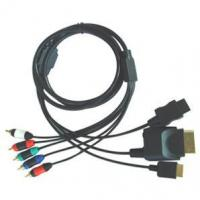 Wholesale POWER INVERTERProducts >> GA-S113-PS2/PS3/Wii/XBOX360 4 in 1 Component Cable from china suppliers