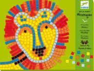 Wholesale Djeco Lion & Whale Mosaic Craft Kit from china suppliers