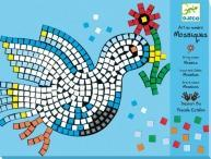 Wholesale Djeco Dove & Rooster Mosaic Craft Kit from china suppliers