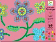 Wholesale Djeco Flowers Mosaic Craft Kit from china suppliers