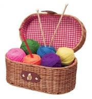 Wholesale Yarn Craft Work Basket from china suppliers