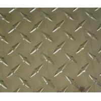 Wholesale ALUMINUM TREAD PLATE Finger A (Polished)(LS-01) from china suppliers