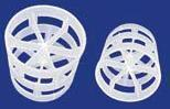 China Plastic Structured Packing Pall Ring on sale