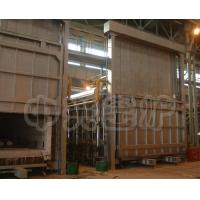Buy cheap Metallurgical heat kiln Car type heating furnace from wholesalers
