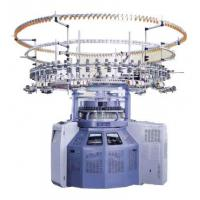 Buy cheap 4/6 Colors Auto-Stripper Computerized Single Jersey Circular Knitting from wholesalers