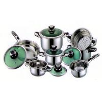 Wholesale Stainless Steel Cookware sets TSS028 from china suppliers