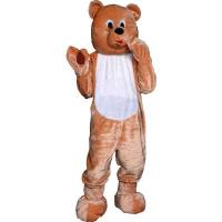 Wholesale Teddy Bear Economy Mascot Adult Costume from china suppliers