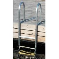 Wholesale Anchors, Chains & Accessories Heavy Duty Dock Ladder, 4 Step Welded Aluminum from china suppliers