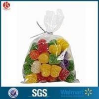 Wholesale Clear Plastic Cute Cookie Biscuit Plastic Gift Bags Sweet Decorative Candy Bags from china suppliers