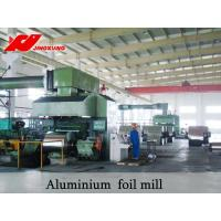 China Metallurgical Machinery Aluminum foil rolling mill on sale