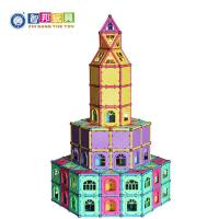Wholesale Baby Preschool Educational Toy Magnetic Ball Rod Toys from china suppliers