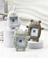China Everyday Gifts Polyresin Animal Design Photo Frame, 3/Asst. on sale