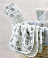 Wholesale Gift Lil' Elephant Swaddling Blanket from china suppliers