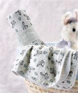Wholesale Gift Lil' Llama Swaddling Blanket from china suppliers