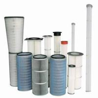 Buy cheap Filter cartridge used for air dust remval from wholesalers