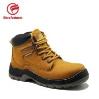 China Factory wholesale steel toe work boots on sale