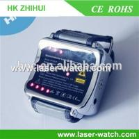 China wearable best selling smart laser treatment watch for high blood pressure on sale