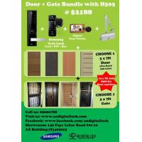China Promo 5: Door / Gate / Digital Lock / Digital Viewer / Door Closer on sale