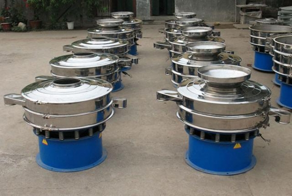 Quality Rotary vibrating screen Coconut Oil Centrifuge Separator for Sieving Classifying and Filtration for sale
