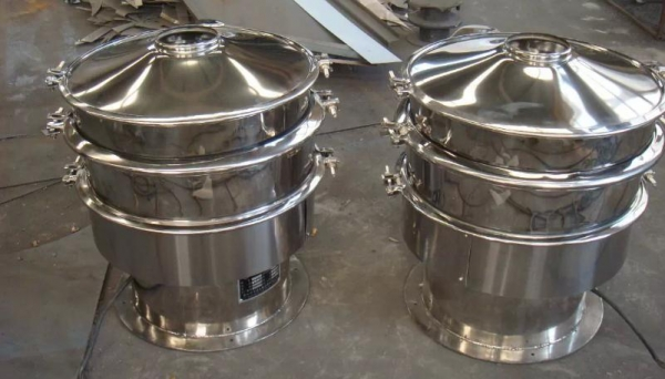 Quality China gold supplier vibration sieve for hemp protein powder for sale