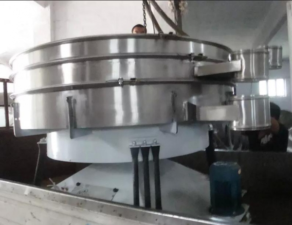 Quality stainless steel rotary almond milk filter equipment for sale