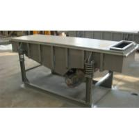 Carbon steel river sand linear vibrating sieve