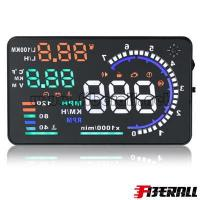 China Head Up Display FA-HUD-G5, Head Up Display for Car, OBD-II plug and play, 5 Colors on sale