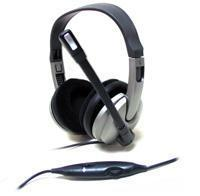 Wholesale Audio & Communication Communier Headset [Headphone + Microphone] with Volume Control from china suppliers
