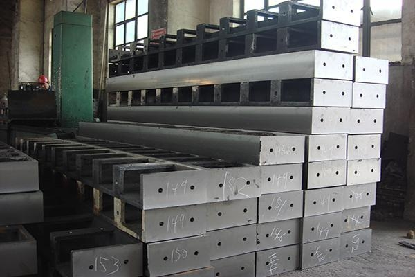 Quality It is processed in the main anti-rail embedded parts for sale
