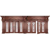 Luxury push and pull - to spring spring door series