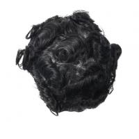 Wholesale PU Around Wave Toupee Human Hair Replacement Piece for Men China Manufacturer from china suppliers