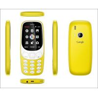 Wholesale 3310 2.4'' 3G Cell Phones with Dual-SIM from china suppliers