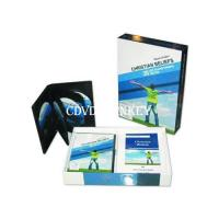 China Various Books/Brochure/Manual dvd replication, multi-dvd case and books kitting on sale