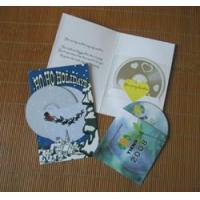 China Various Books/Brochure/Manual mini DVD5 and 12cm DVD9 on sale