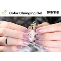 Wholesale Healthy Thermal Mood Changing Gel Nail Polish Changes Colour With Temperature from china suppliers