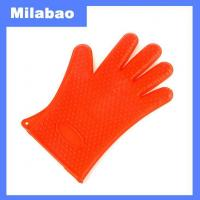 China Silicone BBQ Cooking Baking Gloves on sale