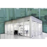 Buy cheap Cleanroom Construction Products: Cleanroom Construction from wholesalers