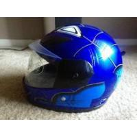Wholesale Blue Spiderman Light Weight Full Face Motorcycle Kids Helmet from china suppliers