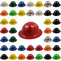 Buy cheap Skullbucket Full Brim Hard Hats - All Colors from wholesalers