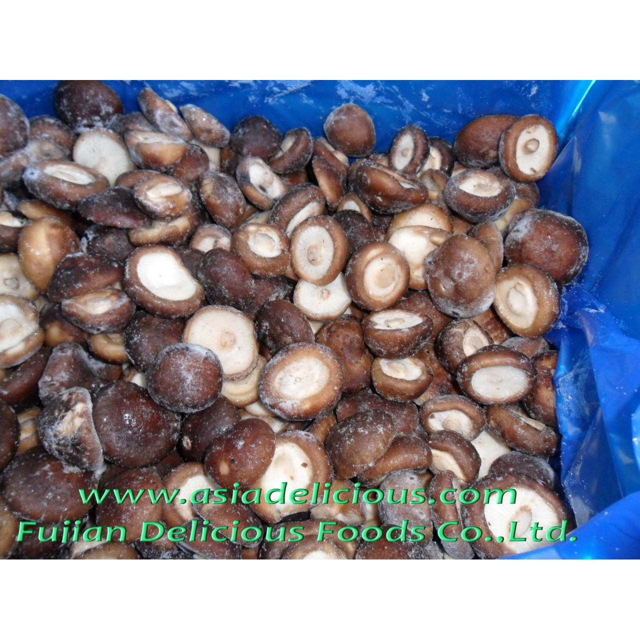 Wholesale IQF Mushrooms IQF Shiitake Mushroom Whole from china suppliers