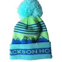 Buy cheap Fashion jacquard beanie hat from wholesalers
