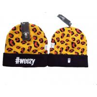 Buy cheap leopard embroidery beanie hat from wholesalers
