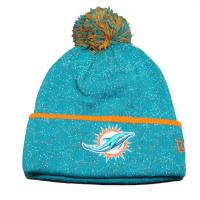 Buy cheap Pompom beanie hat with embroidery logo from wholesalers