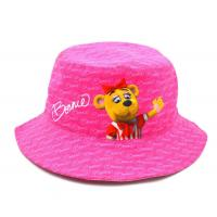 Buy cheap Custom embroidery children bucket hat from wholesalers