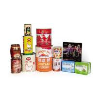 Buy cheap Food cans packaging from wholesalers